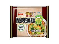 酸辣湯麺商品イメージ