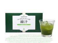 ユーグレナ・ファームの緑汁商品イメージ