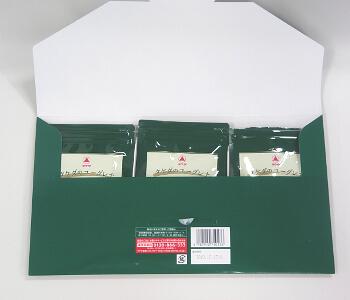 タケダのユーグレナ 緑の習慣DHA・EPA容器