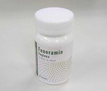 フノラミン ユーグレナ容器
