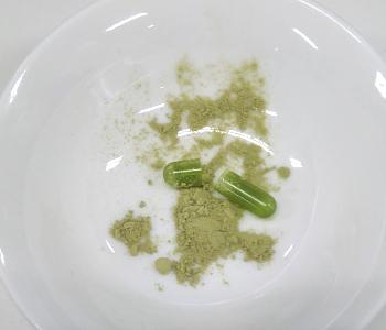 タケダのユーグレナ 緑の習慣中身