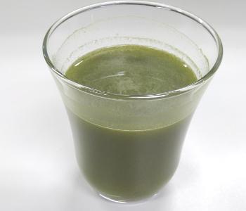 緑の習慣 青汁タイプ水割り